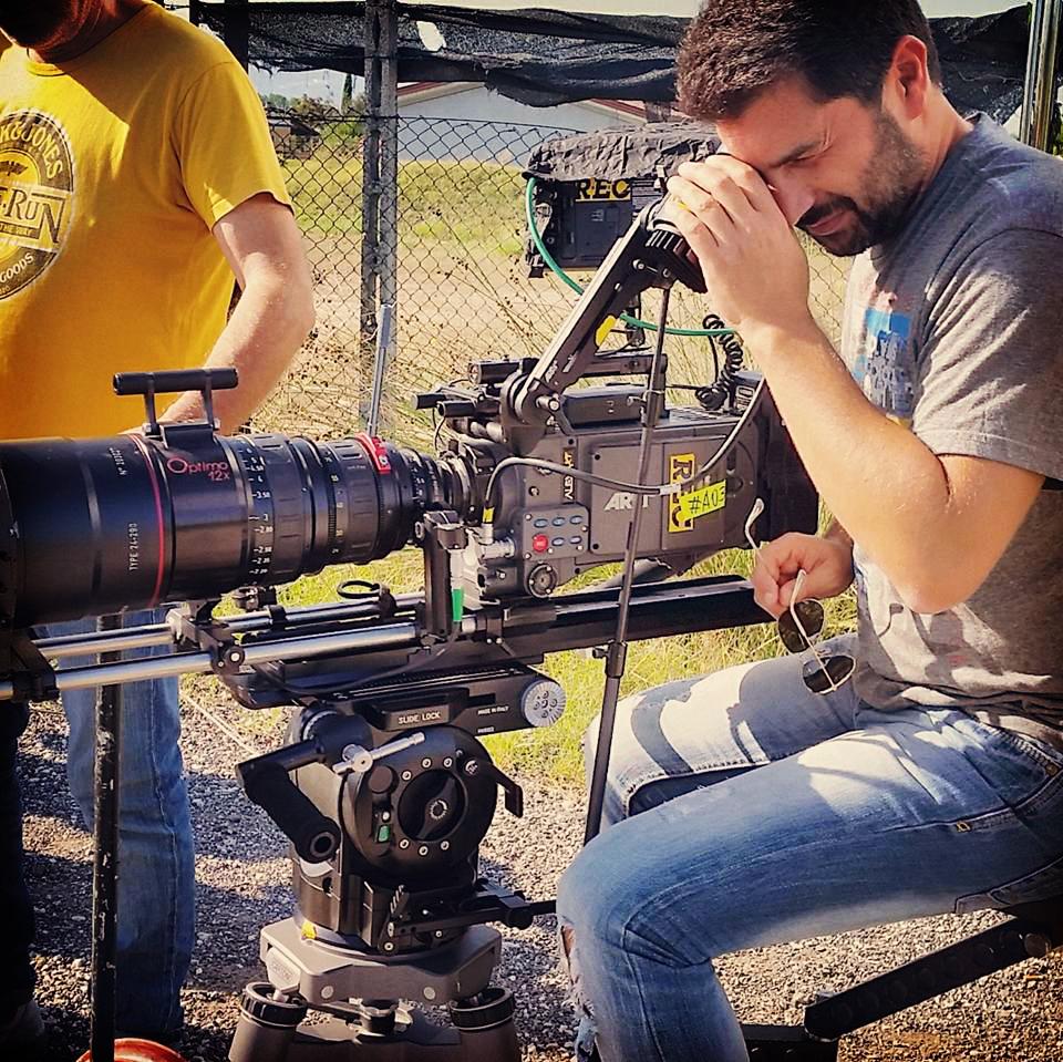 Filmmaker, Director, Dop, Mario Parruccini