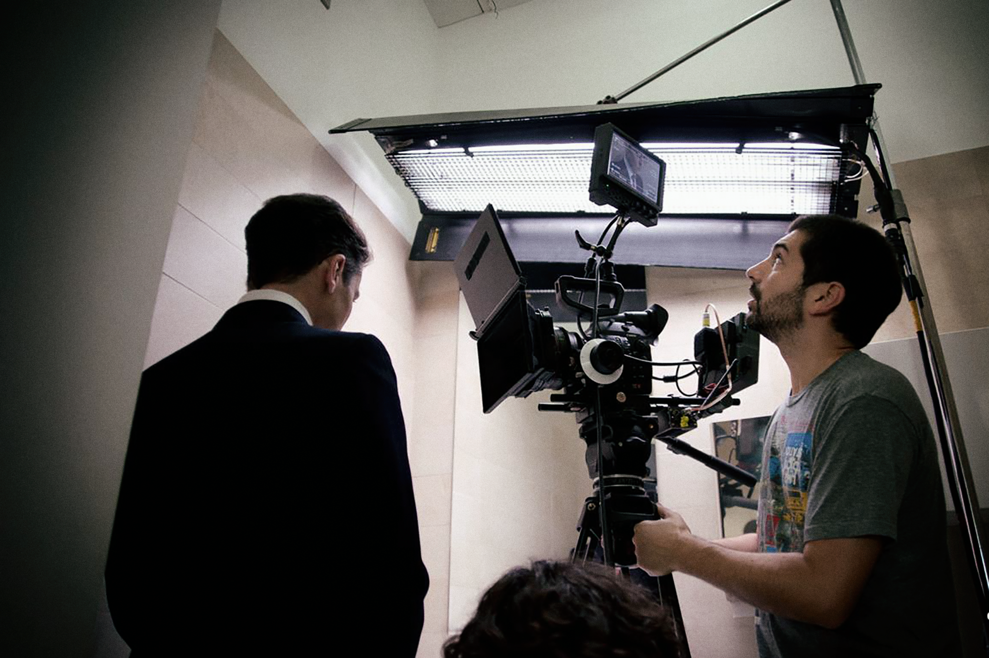 Corsi Filmmaker Color correction Director, Dop, Mario Parruccini Corsi Filmmaker